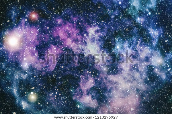 Deep Space High Definition Star Field Stock Image Download Now