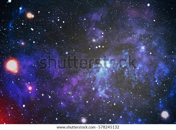 Deep Space High Definition Star Field Stock Photo Edit Now 578245132