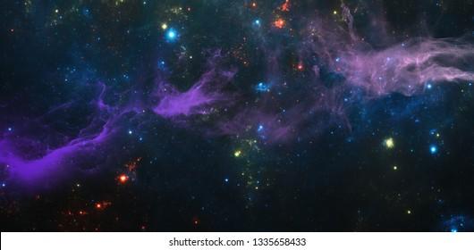 deep space texture