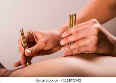 Deep tissue  body massage therapy