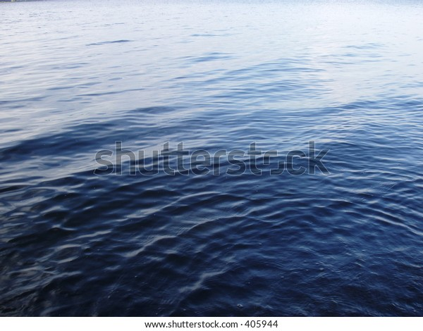 Deep water surface