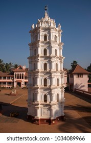 Deepastambha at a Temple