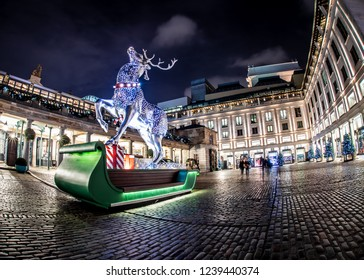 Deer of Covent Garden of London
