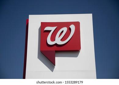 Deerfield, IL / USA - 08/24/2019: Walgreen Co. Headquarters