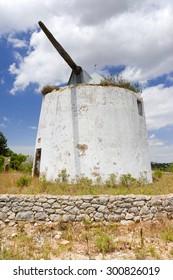 Defense point in Algarve, Portugal, Europe