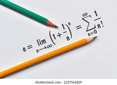 Definition of the Euler's constant in two different ways