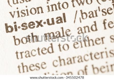 Bysexual define