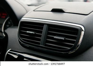 deflector. car ventilation system. car air conditioner
