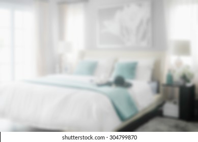 defocus background of bedroom interior - Bedroom Background