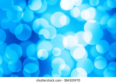 The defocused bokeh background for design and creative work