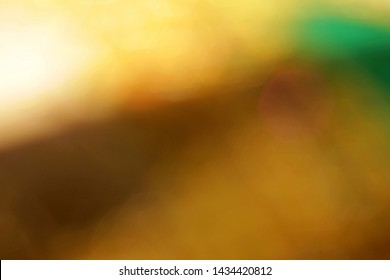 Defocused Multi Colored Abstract Background