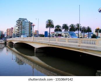 Viña del Mar. City of Chile