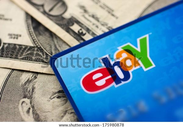Deland Fl February 6 2014 Ebay Stock Photo Edit Now 175980878