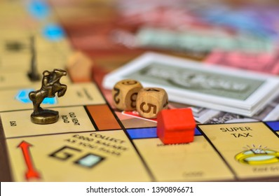 Monopoly Houses And Hotels Images Stock Photos Vectors Shutterstock