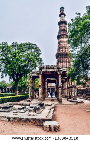 Delhi May 2018 Humayun Tomb Built Stock Photo (Edit Now