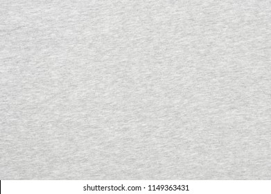 Delicate cotton light grey jersey texture as background.