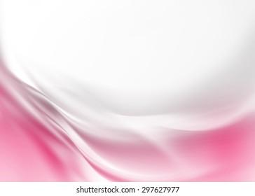 zarter rosafarbener Hintergrund