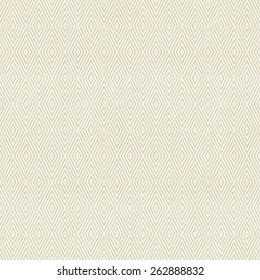 Delicate seamless geometric pattern on paper texture. Subtle background