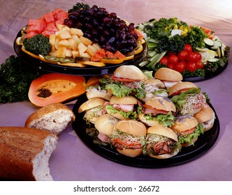 Delicateseen Food for catering