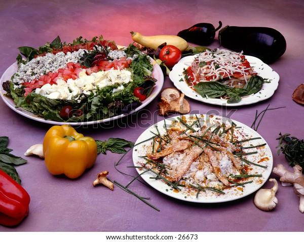 Delicateseen Salad assortment