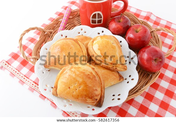 Delicious apple pies