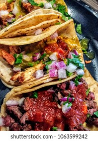 Delicious Arizona Street Tacos