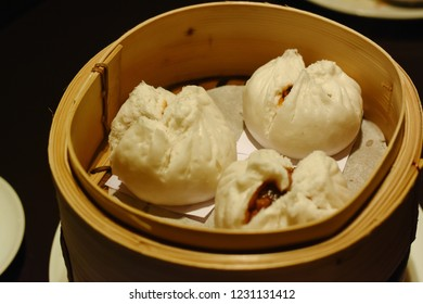 delicious chinese Steam Buns