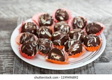 Delicious Chocolate Praline