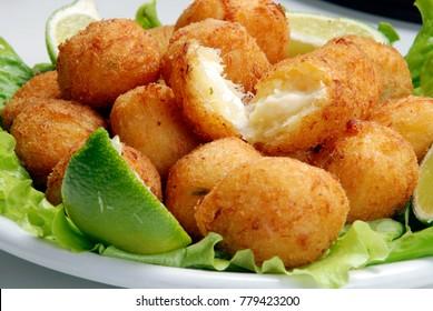 delicious cod dumpling