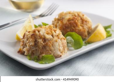 Delicious Crab Cakes