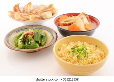Delicious cuisine