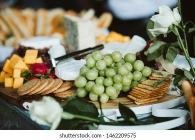 Delicious decadent abundant plentiful food platters for special occasions