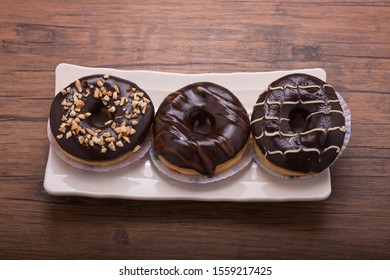 delicious Donuts photo for cafe menu