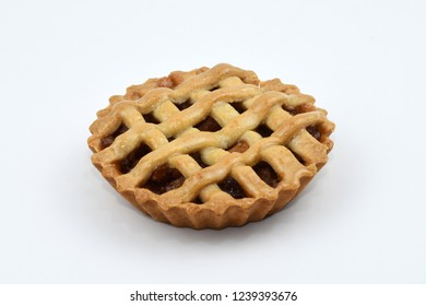 Delicious fresh baked apple pie