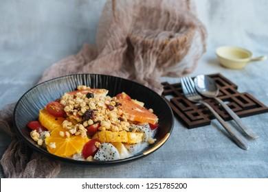 Delicious fruit hodgepodge