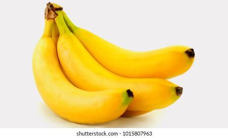delicious and healthy bananas