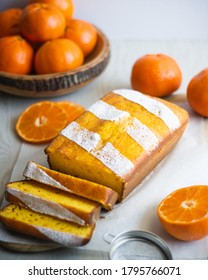 Delicious Homemade Clementine Loaf Cake