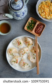 Delicious homemade nyonya dish / Nyonya Chai Kueh or Steamed Vegetable Dumplings / From the wrap to the fillings, everything is handmade and from fresh ingredients