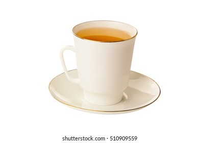 delicious hot tea  on table