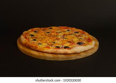 Delicious Italian Pizza Photo shoot