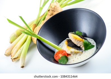 Delicious Japanese fish dish