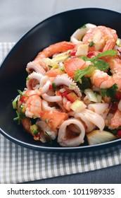 Delicious Malaysian cuisine