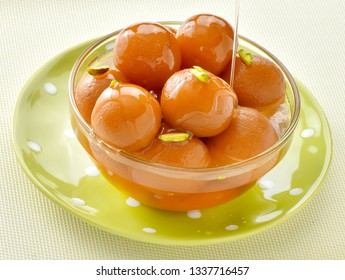 Delicious and mouth-watering Gulab Jamun