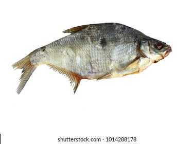 delicious nutritious fish. on white isolated background. for lovers of good nutrition.