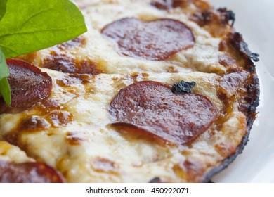 Delicious Pizza  - Shutterstock ID 450992071