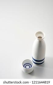 Delicious sake of Japan
