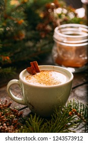 Delicious Salep and Pine Ornaments
