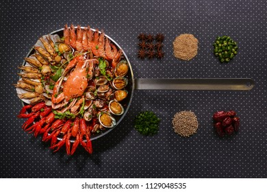 Delicious seafood image