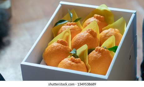 Delicious and sweet hallabong