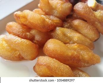 delicious sweet mini koeksisters